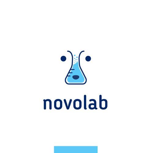 Novolab logo