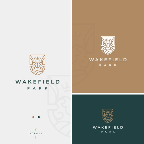 Logo design for Real estate development