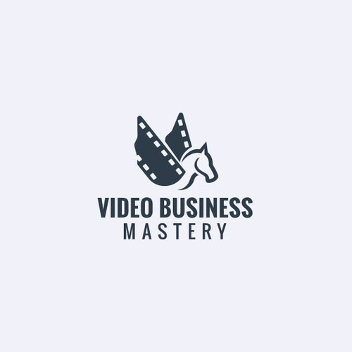 Logo concept for Video Business.