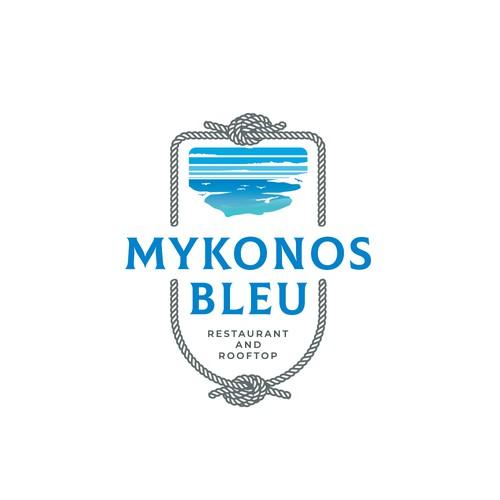 Mykonos Bleu