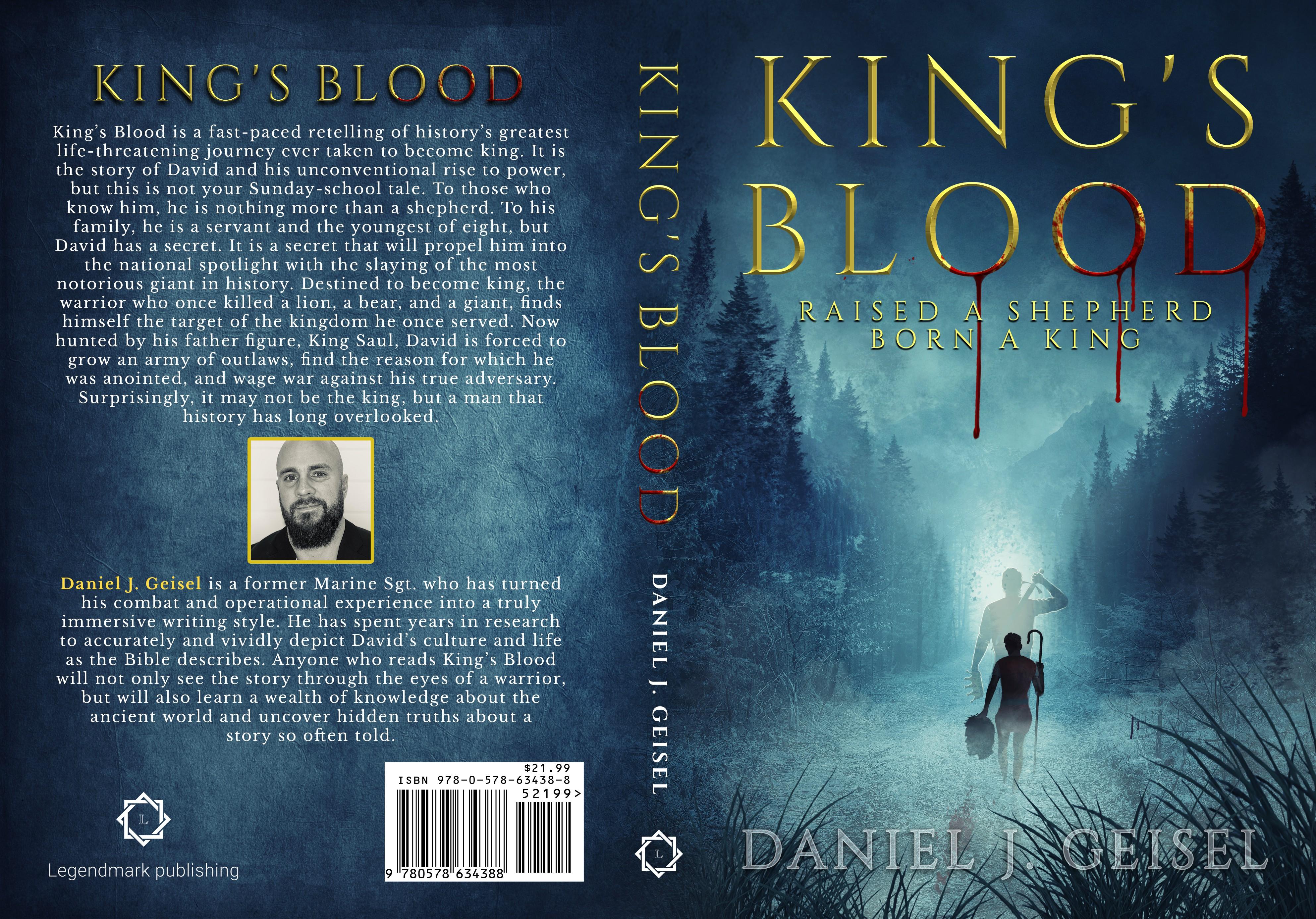 Ancient biblical warfare novel