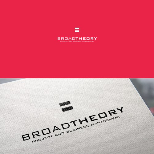 Broad Theory Logo Design