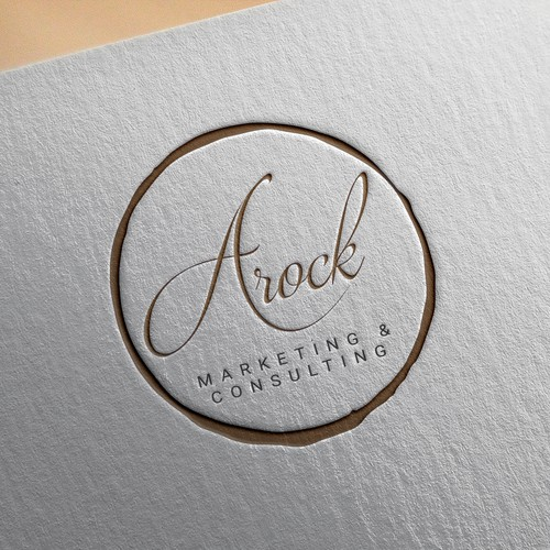Arock Marketing and consulting logo
