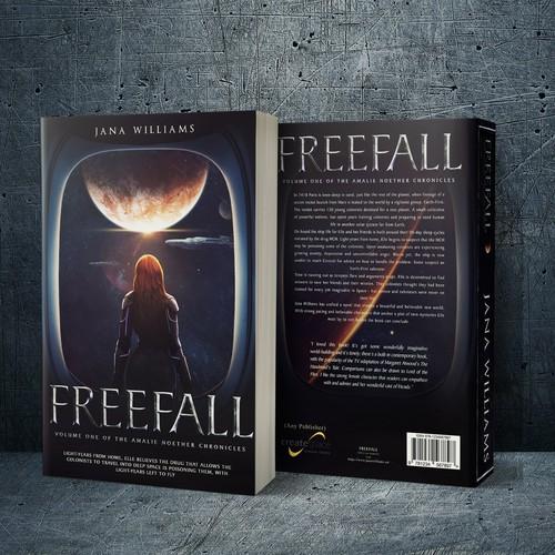 Cover Design For A YA Fantasy Novel
