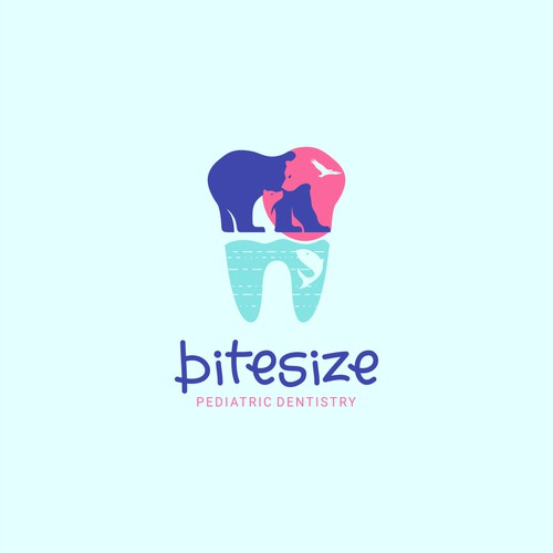 Logo concept for Bitesize