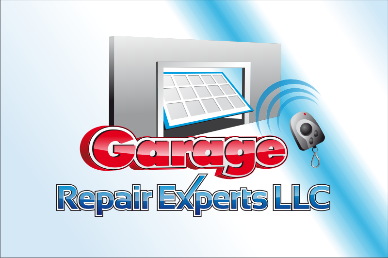 Create the logo for Garage Repair Experts LLC