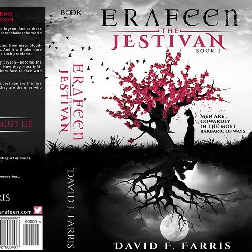 fantasy epic magic book cover