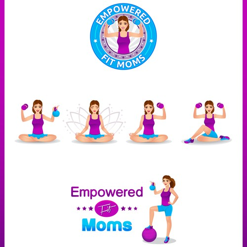 Empowered Fit Moms