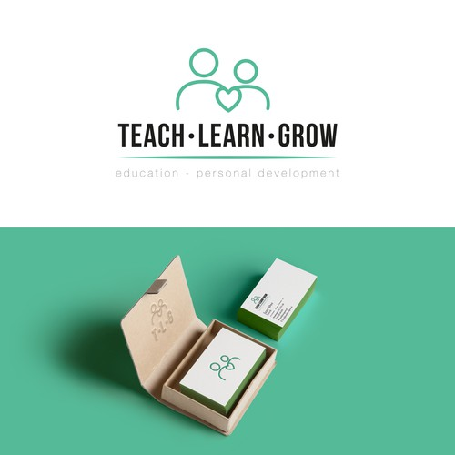 Logo for a life coach company
