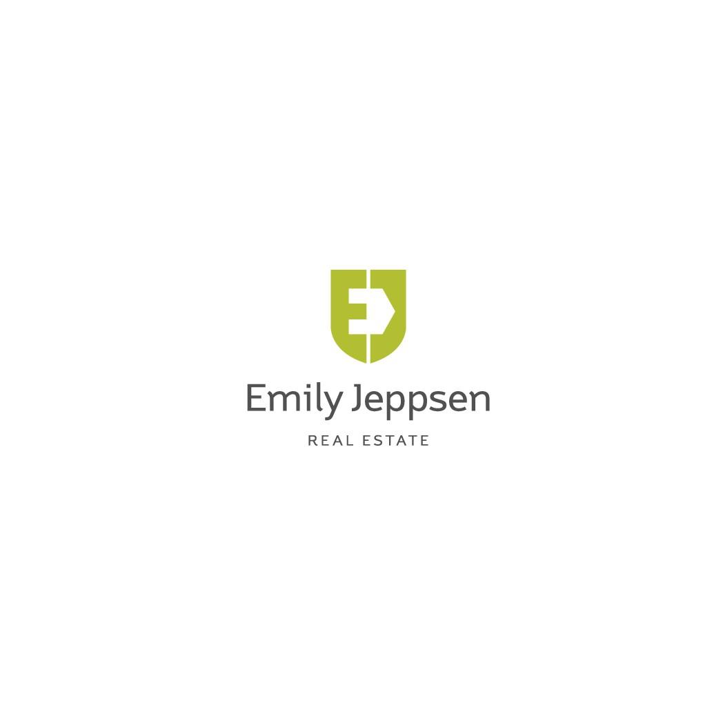 Design a modern logo for a female Utah Realtor