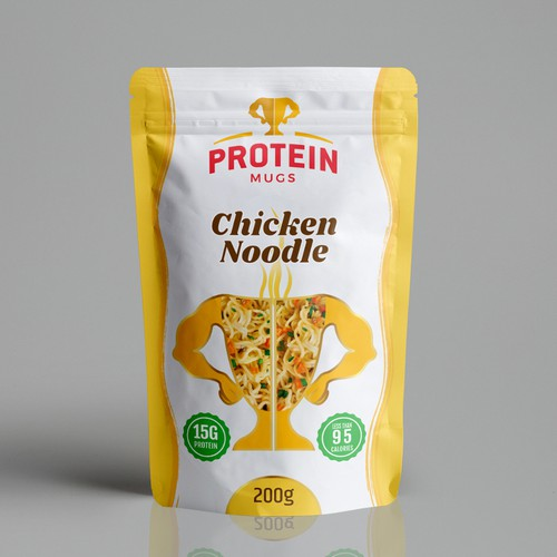 ProteinMugs - New health snack