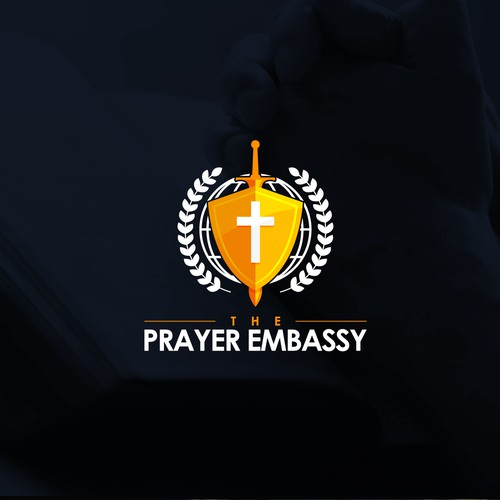 Logo for The Prayer Embassy