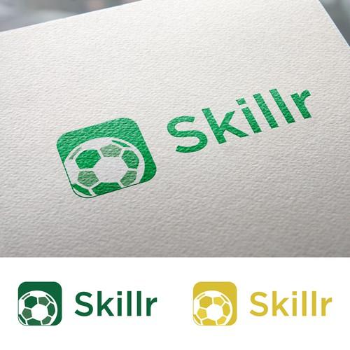Logo design - Skillr