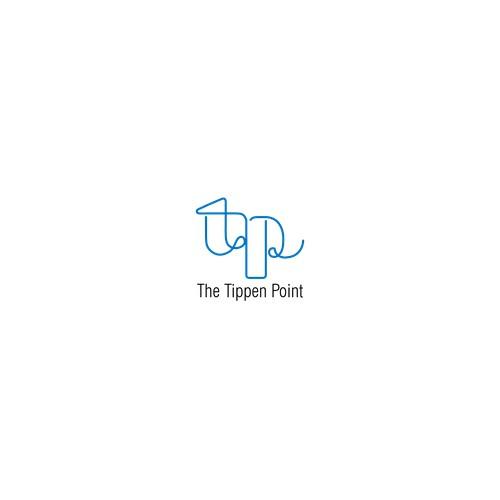 Logo for agency of PR