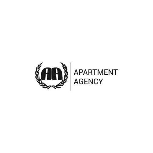 """Apartment Agency"" needs a modern, minimalist logo"
