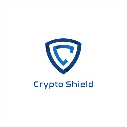 Clean logo for Crypto Shield