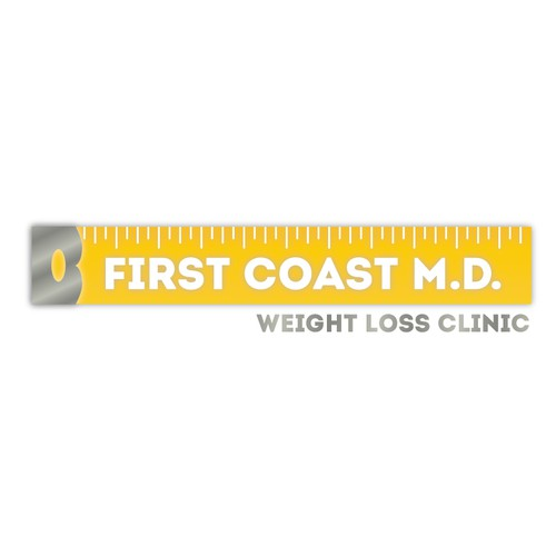 Logo design for weight loss clinic