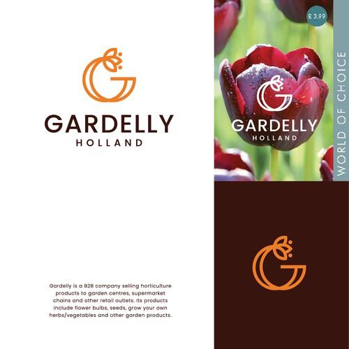 Logo for gardening brand