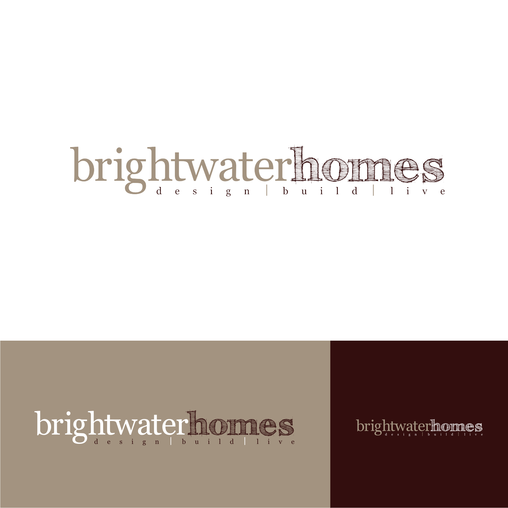Brightwater Homes - We love great design (and great designers!)