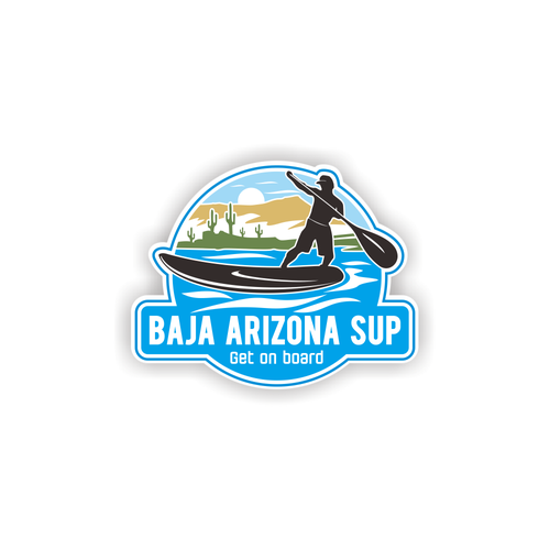 Baja Arizona SUP