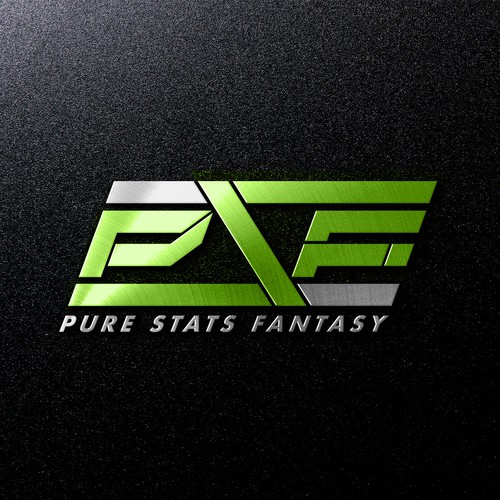 Pure Stats Fantasy Logo Design Contest
