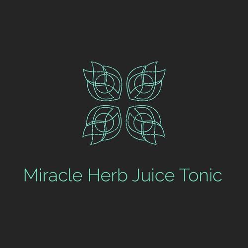 Miracle Herb Juice Tonic