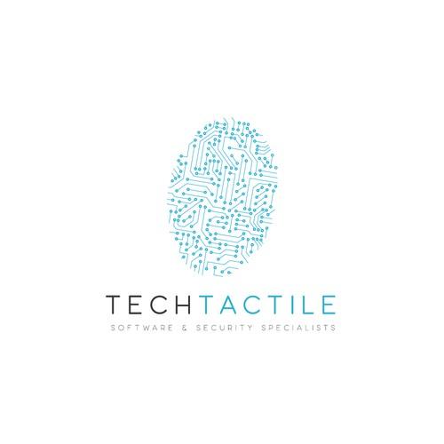 Logo Concept for TechTactile
