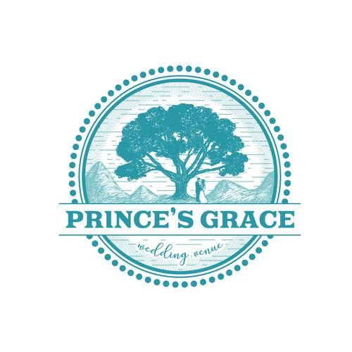 Logo for a new wedding venue