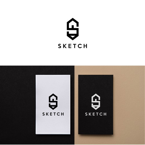 Sketch logo concepts