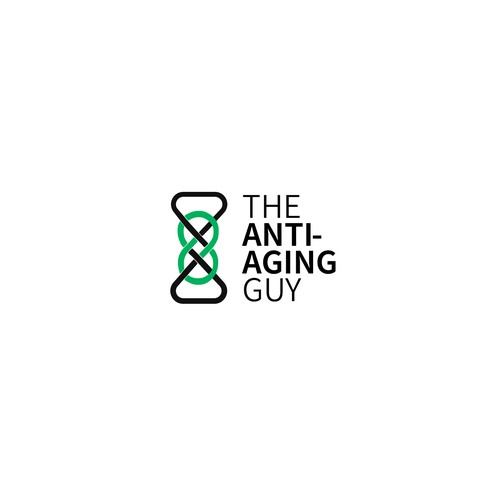 Anti-Aging Guy Logo