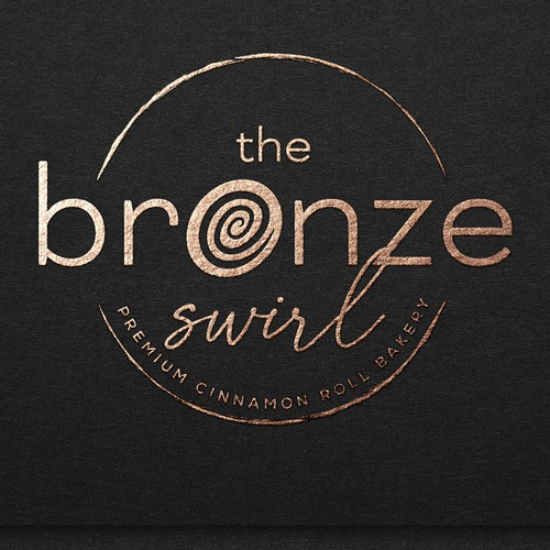 THE BRONZE SWIRL
