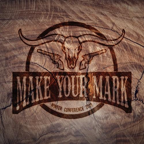 Western Themed Logo
