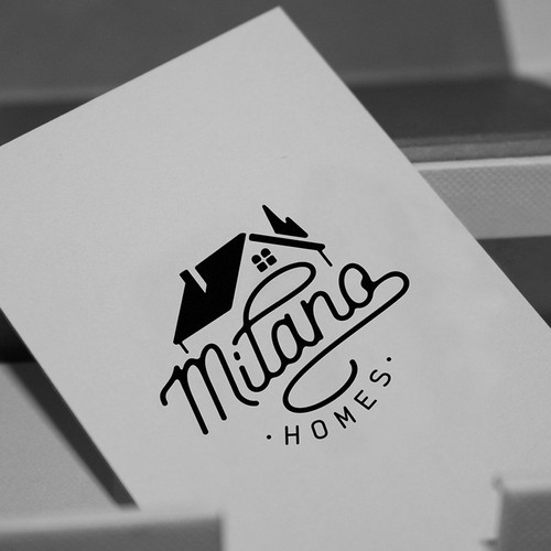milano homes logo