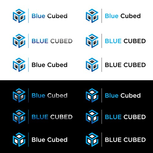 Blue Cubed