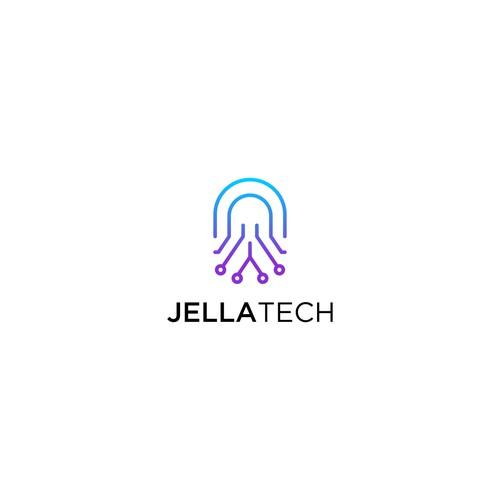 Logo concept for a med tech company