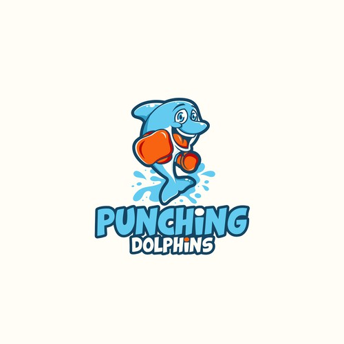 Punching Dolphins