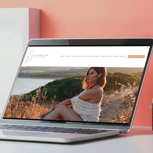 AFTERGLOW MEDICAL INNOVATION'S NEW WEBSITE IS POSITIVELY GLOWING