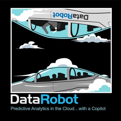 Data Robot T shirt