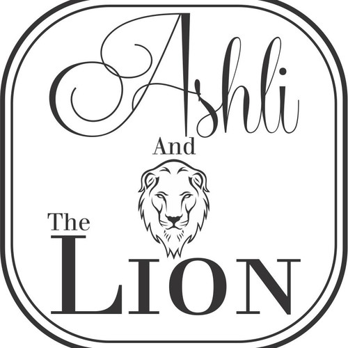 Create the next logo for Ashli and the Lion