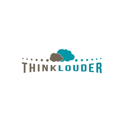 ThinkLouder needs a kick-ass logo