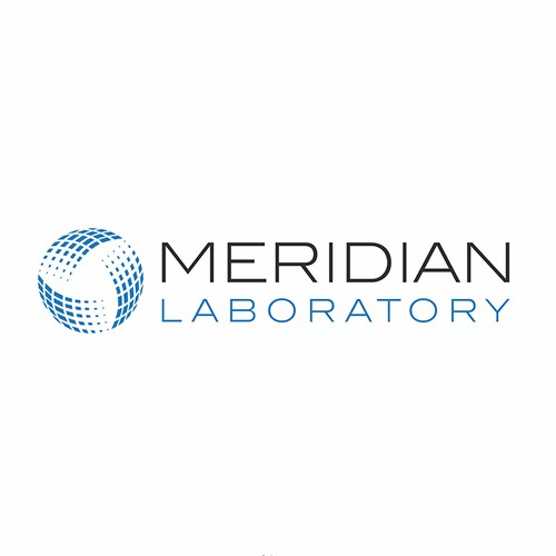 Logo for Meridian Laboratory