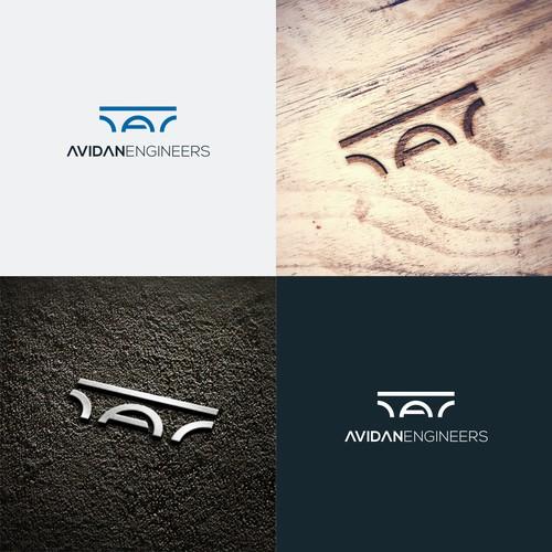 Bridge + A logo