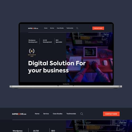 Impressive website