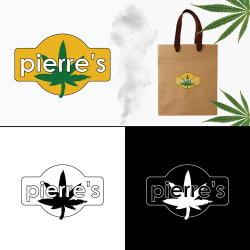 Pierre`s Cannabis vape products.