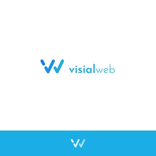 Logo Concept for a Spanish Web Service Company