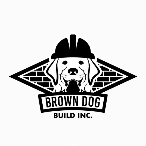 Brown Dog Logo