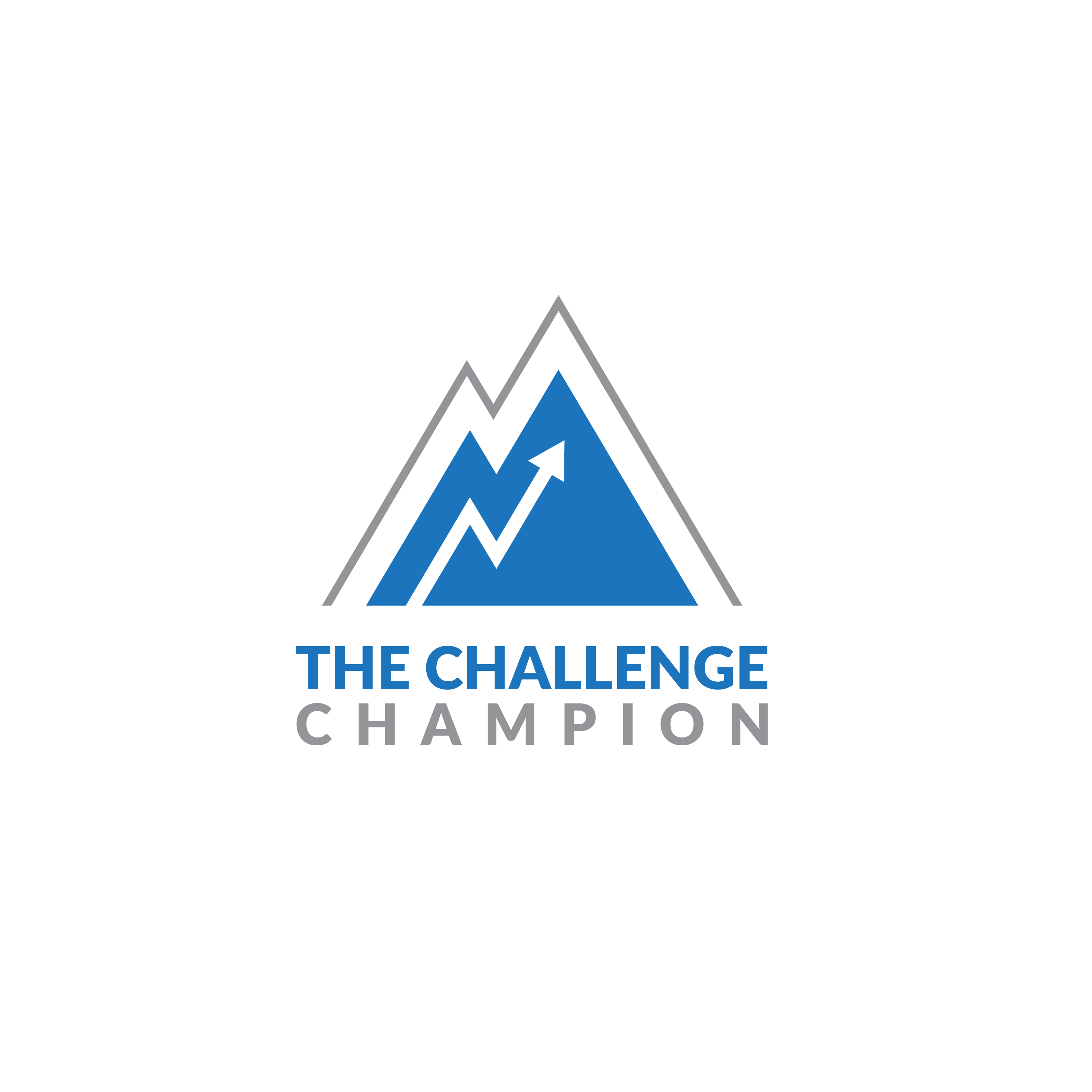 Logo modification for The Challenge Sherpa