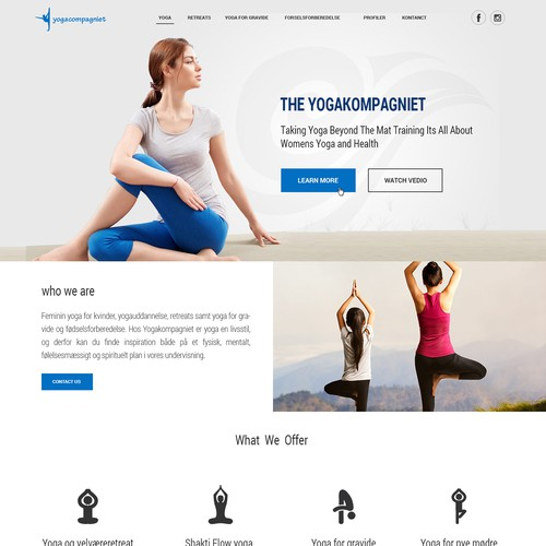 Create a Beautiful Yoga Redesign