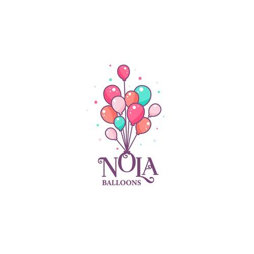 NOLA balloons