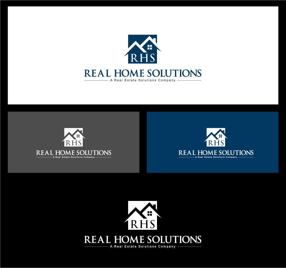 New logo wanted for Real Home Solutions, Inc